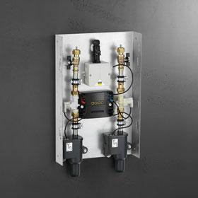 Intelligente Spülstation: Hygiene abgesichert, Trinkwasser eingespart